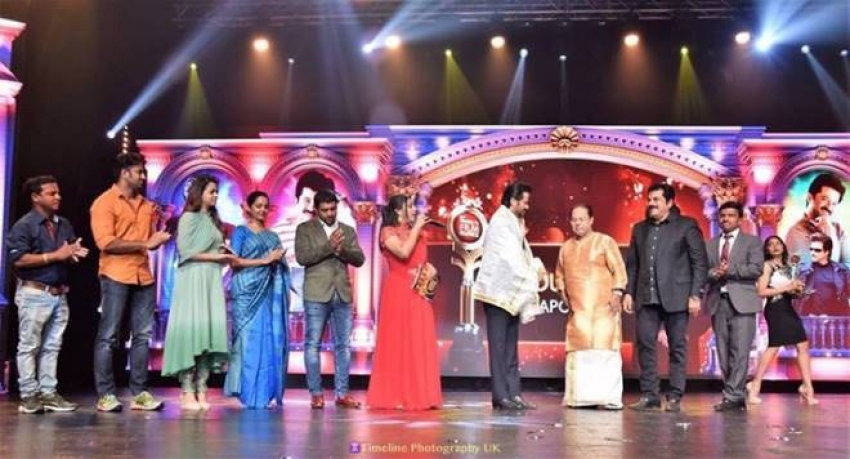 2nd Anand TV Film Awards Photos