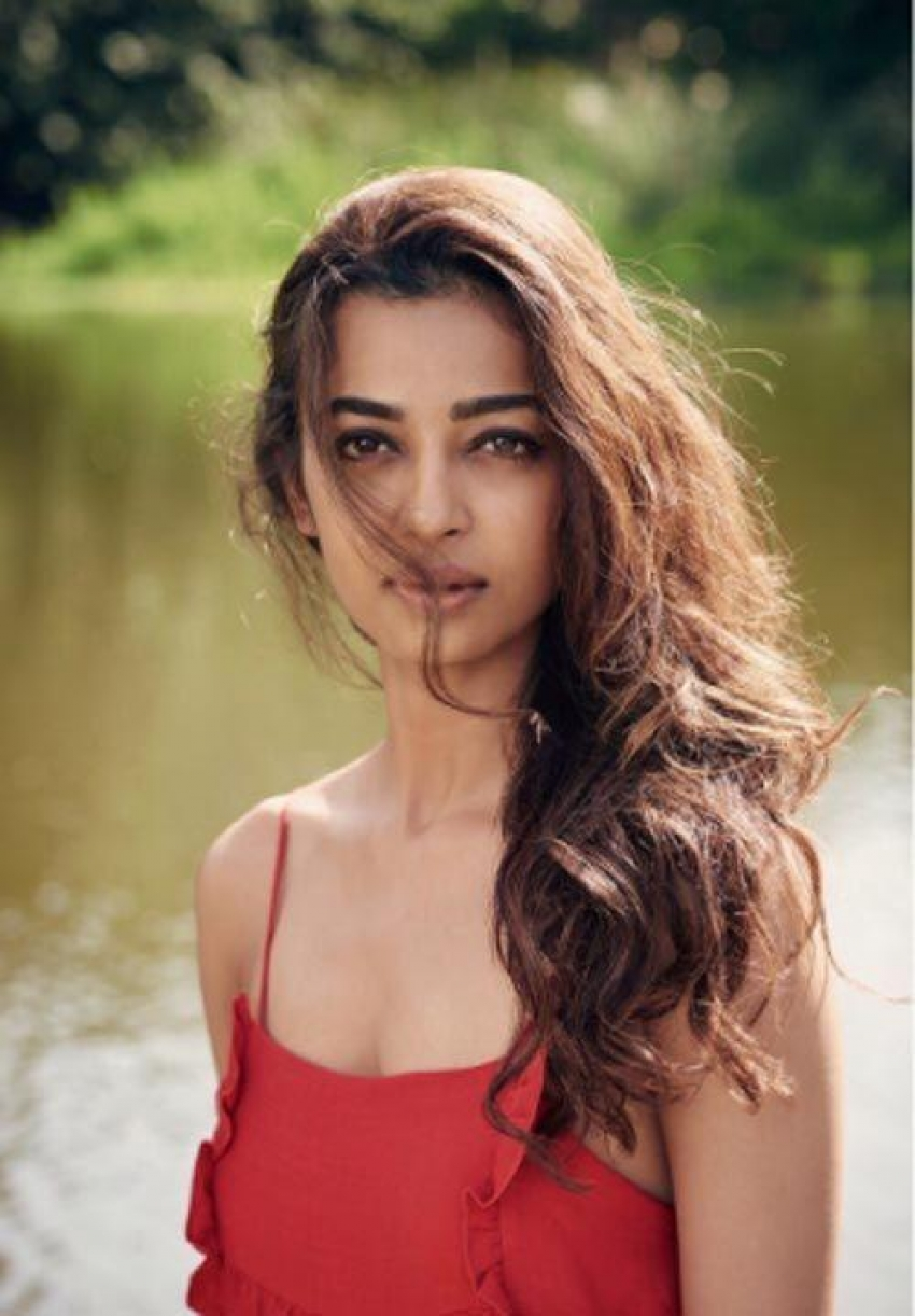 Radhika Apte For HT Brunch Photoshoot Photos