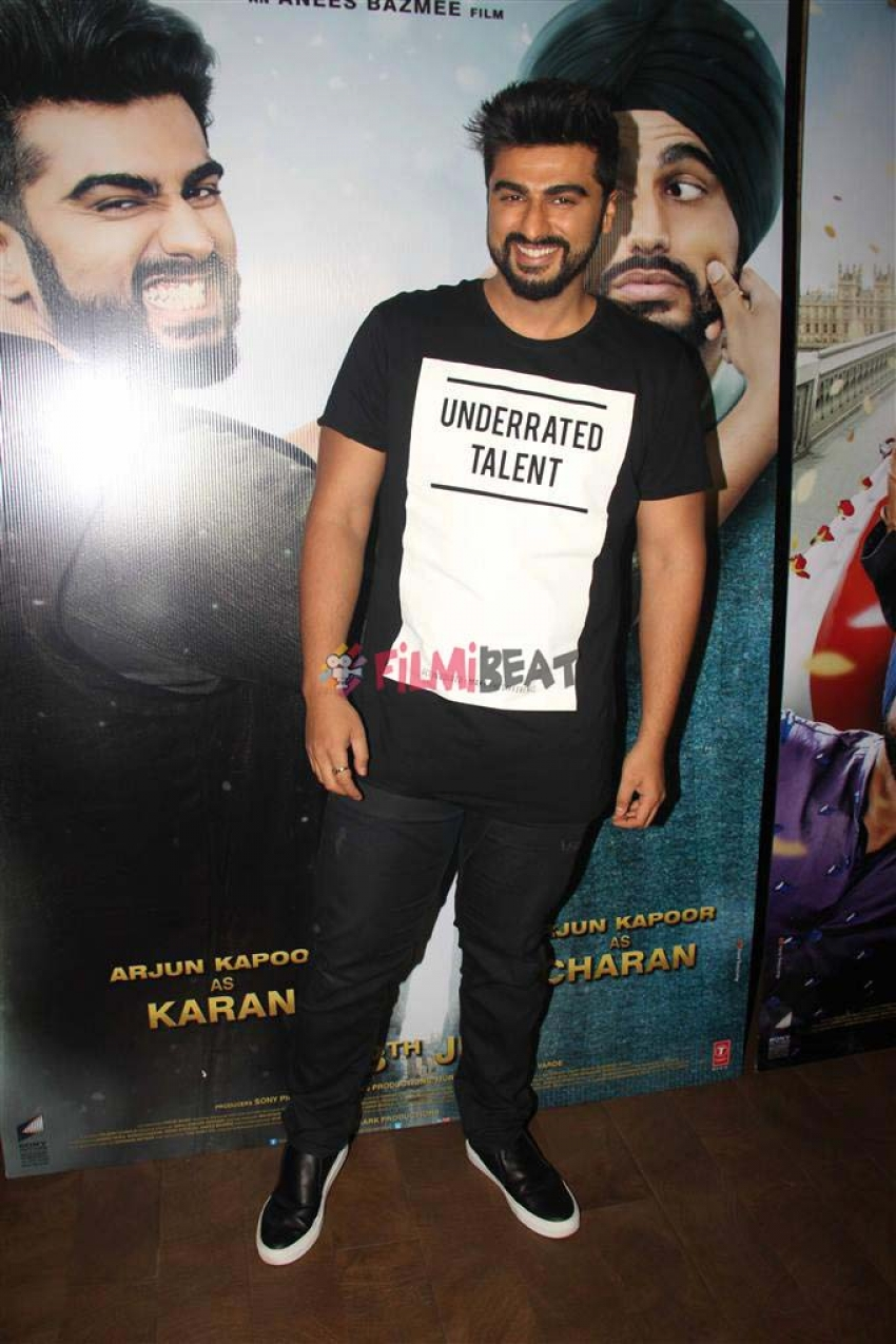 Arjun Kapoor 32nd Birthday Celebration Along With Song Launch Hawa Hawa Photos