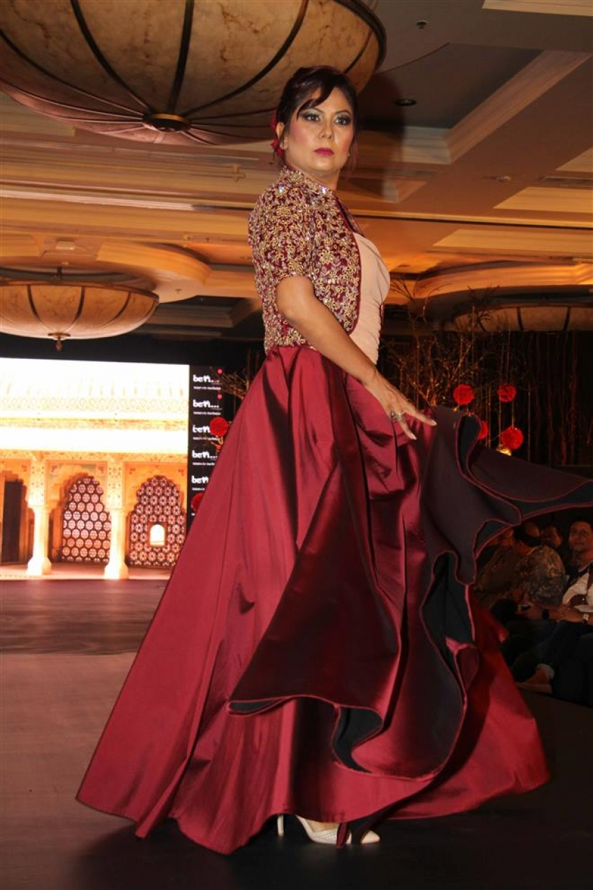 Be With Beti Fashion Show 2017 Photos