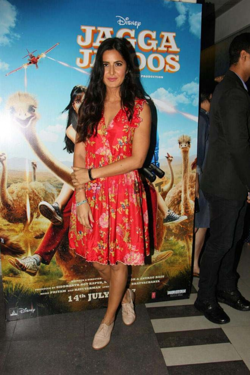 Jagga Jasoos Movie Promotion At Yash Raj Studios Photos