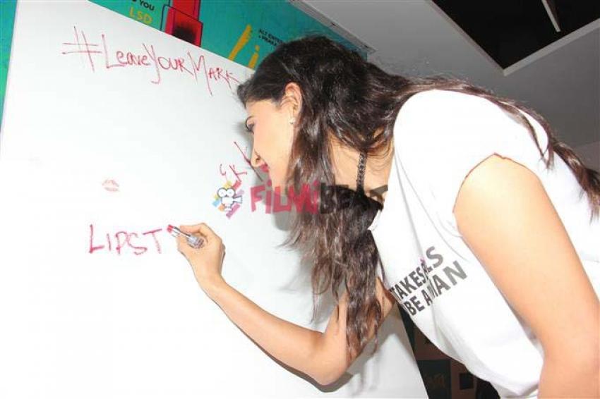 Lipstick Under My Burkha Movie Launch Photos