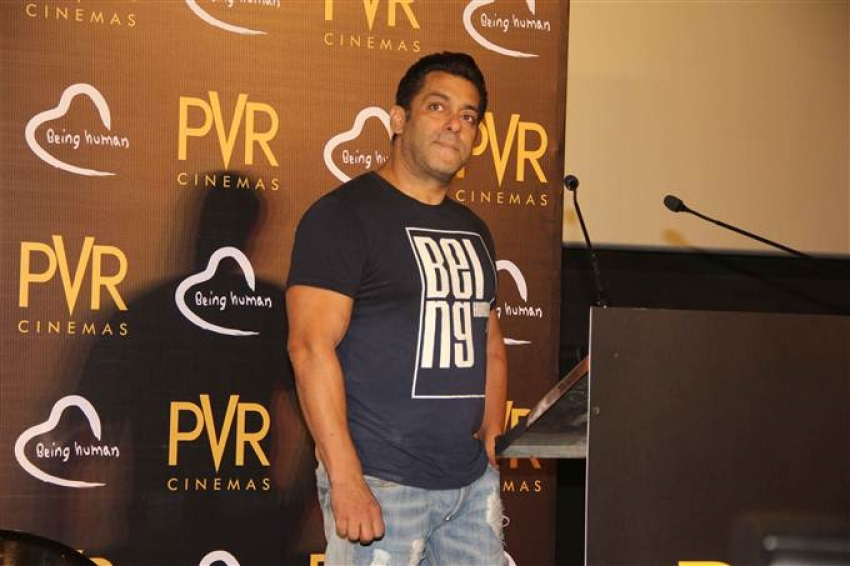 PVR Cinemas Associates With Being Human Foundation Photos