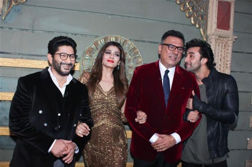 Ranbir Kapoor Promote Jagga Jasoos At Sab Se Bada Kalakar Photos