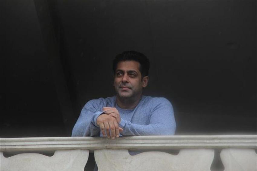 Salman Khan Greets His Fans On Occasion Of Ramadan 2017 Photos