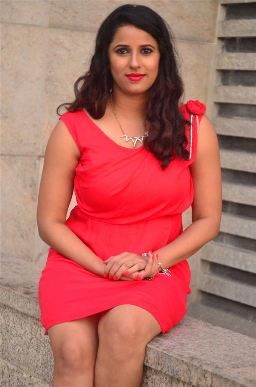 Shravya Reddy Photos