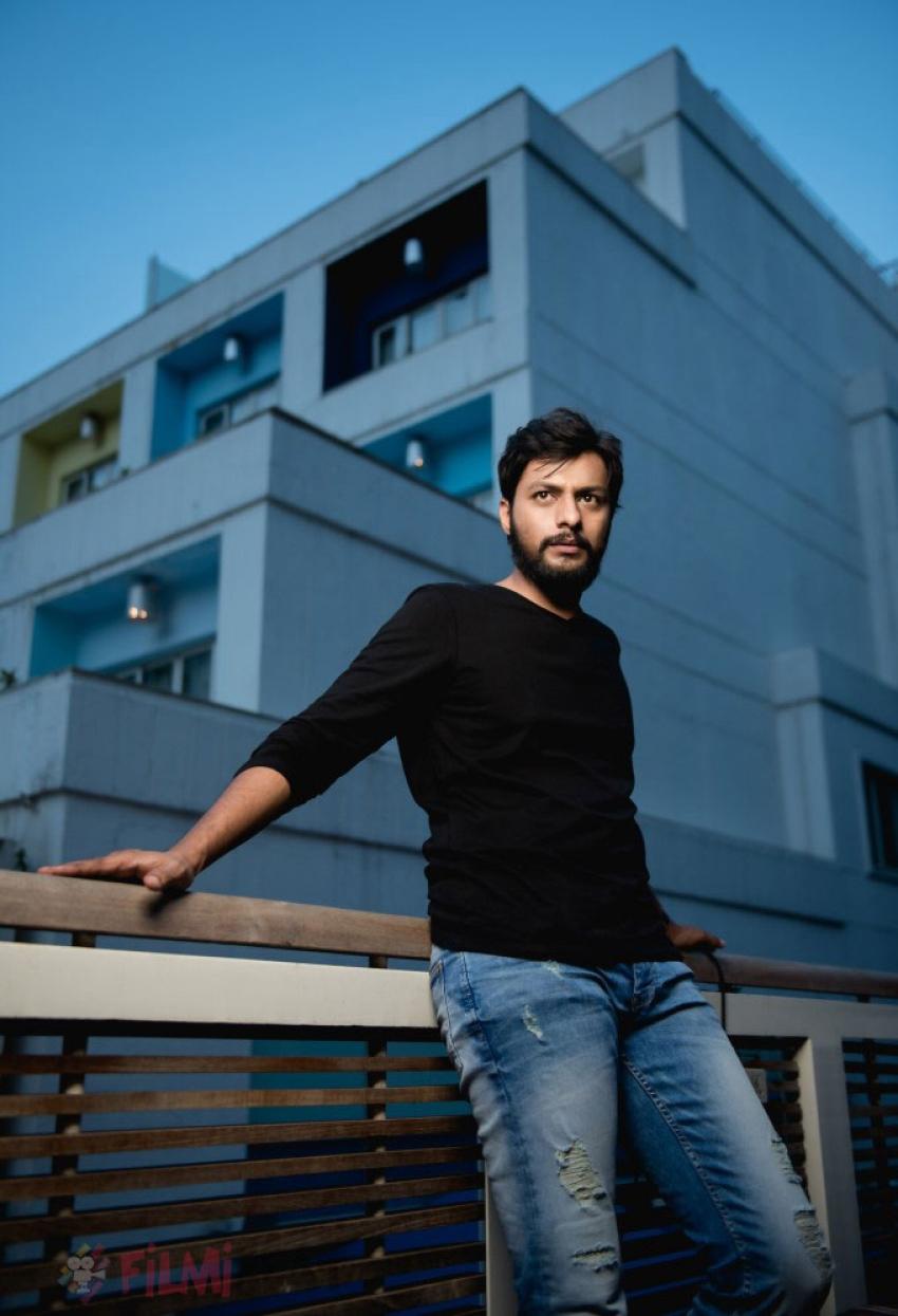 Siddharth Mahesh Photos