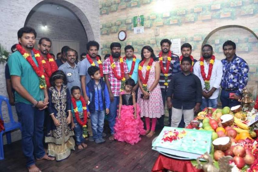 Seemathanni Movie Launch Photos