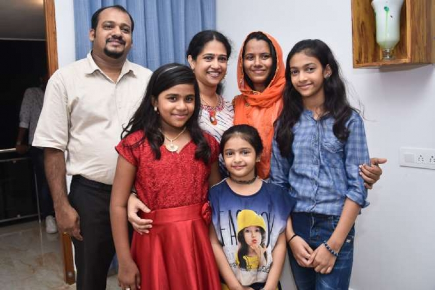 Production Controller Bhadusha's House Warming Photos