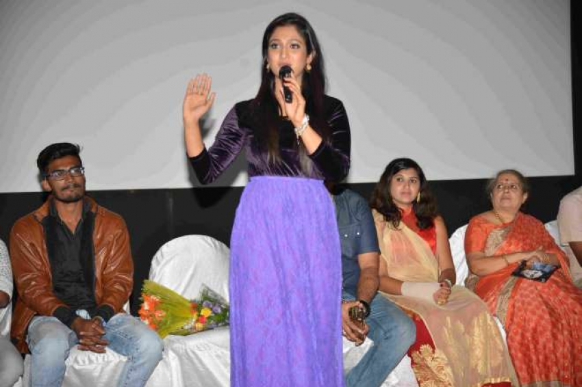 Manjari Audio Release Photos