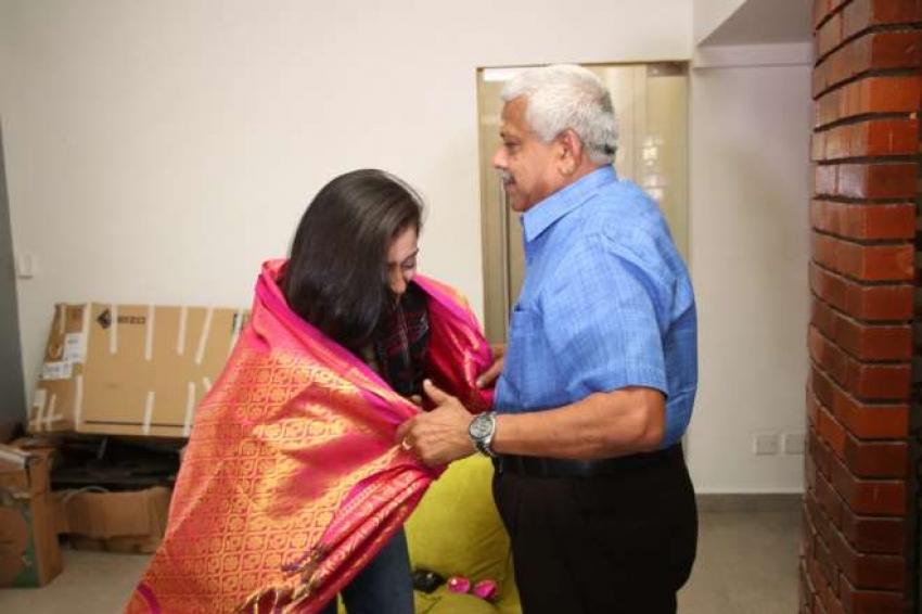 Akshara Haasan at Knack Studios Photos