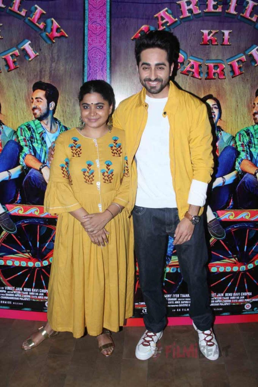 Bareilly Ki Barfi Trailer Launch Photos