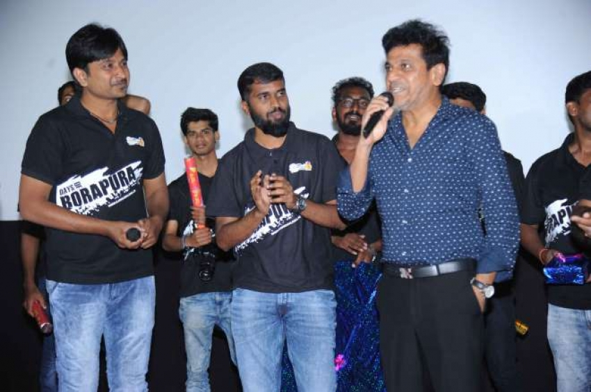 Days Of Borapura Audio Release & Press Meet Photos