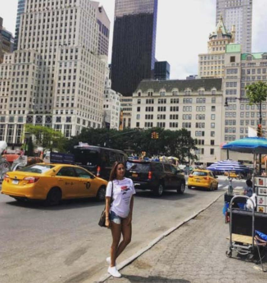 Malaika Arora Enjoys Her New York Trip Photos