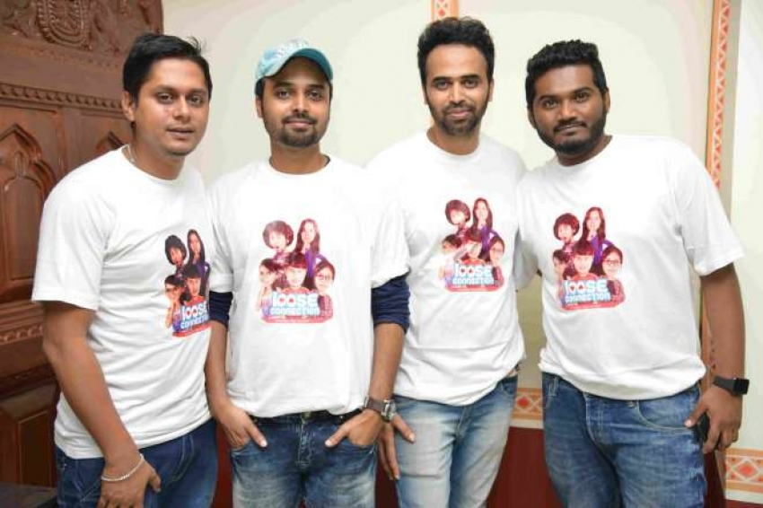 Loose Connection Press Meet Photos