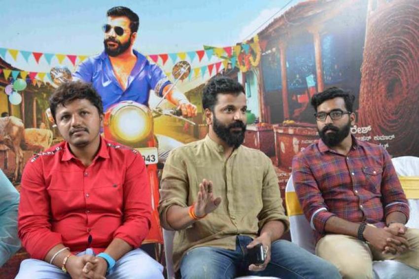 Ayogya Film Launch & Press Meet Photos