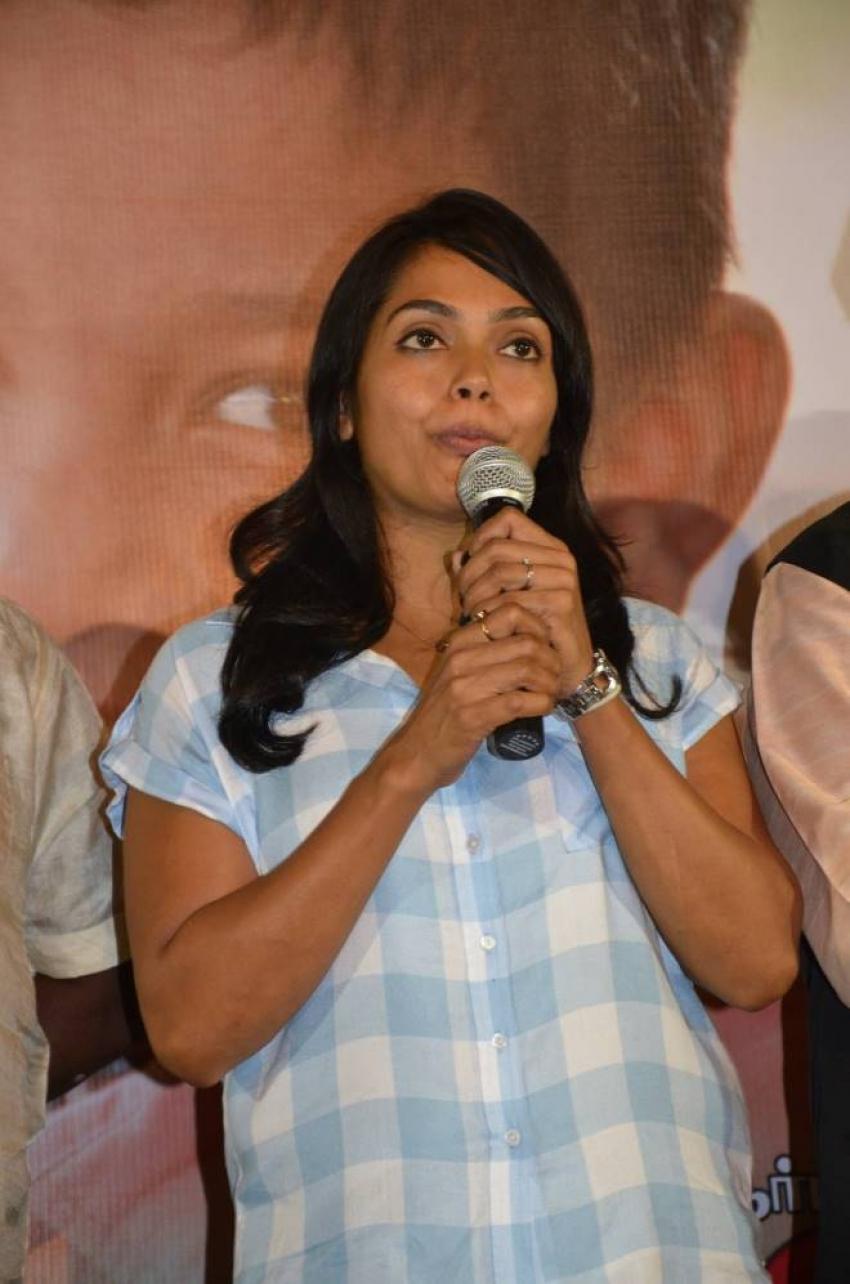 Bharathapuram Press Meet Photos