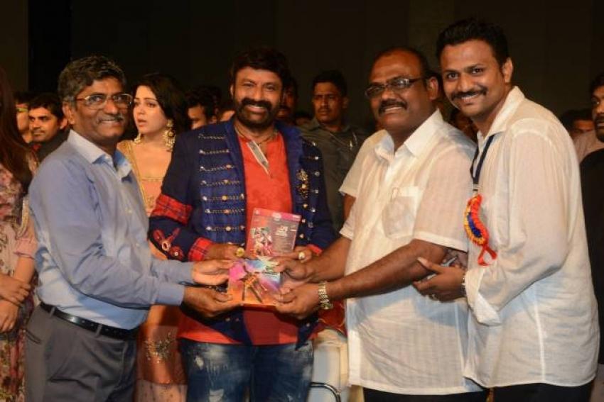 Paisa Vasool Music Launch Photos