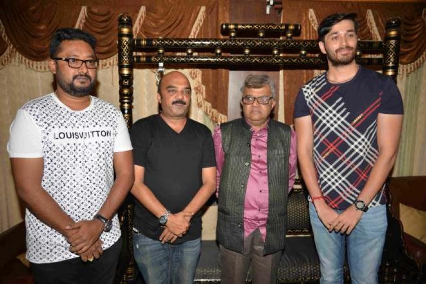 Dwarakish 75th Birthday And Press Meet Photos