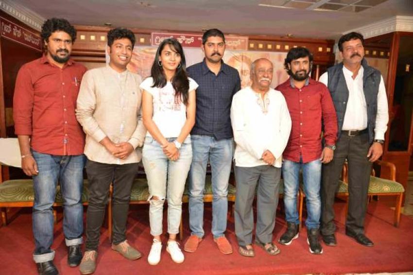Heegondu Dina Press Meet Photos