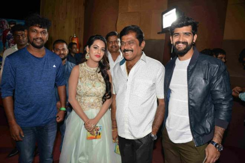 Nishabda-2 Audio Release Photos