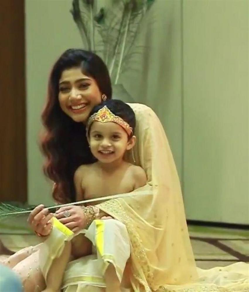 Actress Sai Pallavi Unseen Viral Photoshoot Photos