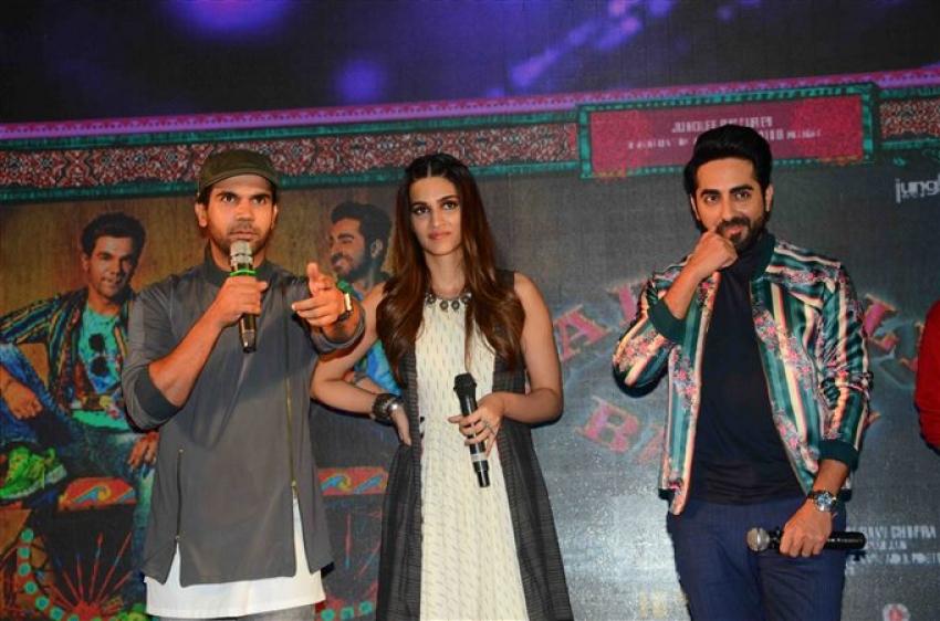 Bareilly Ki Barfi Music Launch Photos