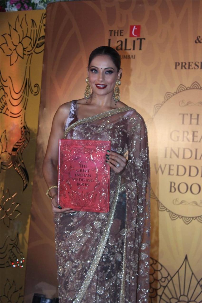 Bipasha Basu At Wedding Book Launch In Mumbai Photos