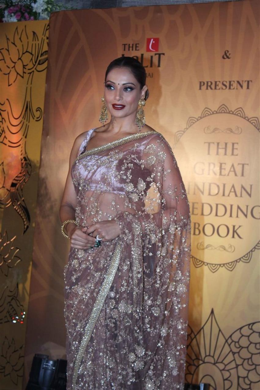 Bipasha Basu At Wedding Book Launch In Mumbai
