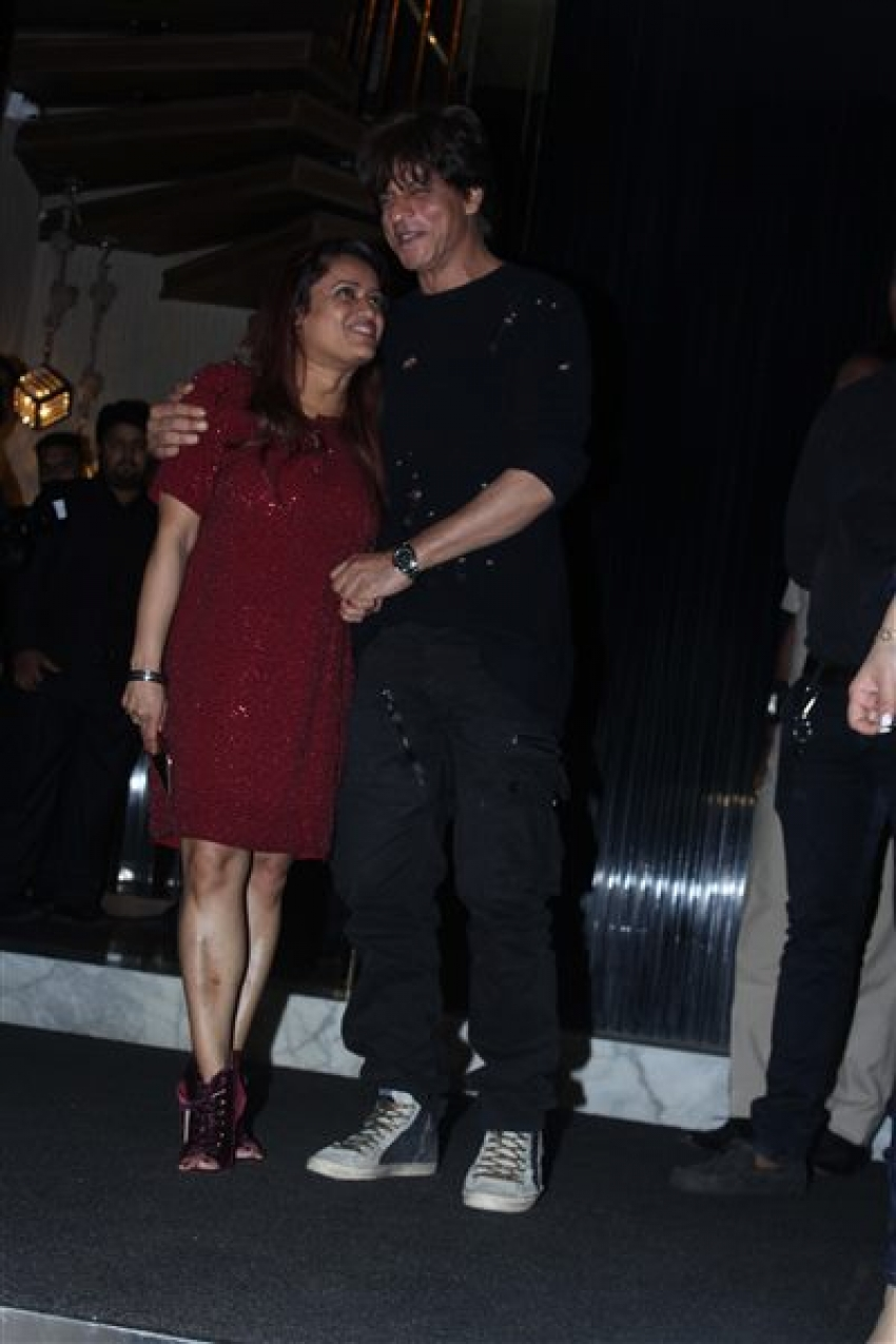 Bollywood Celebs Attend Rohini Iyer Birthday Bash 2017 Photos