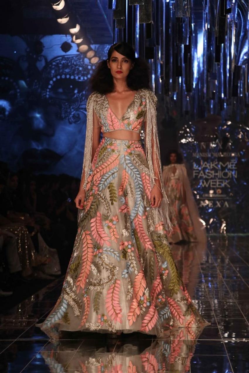 Celebs At Lakme Fashion Week 2017 Photos