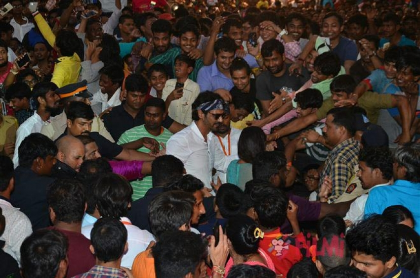 Ganpati Song Launch From Daddy At  Dahi Handi Event Photos