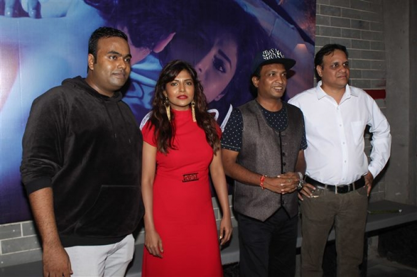 Girl On Heels Short Film launch Photos