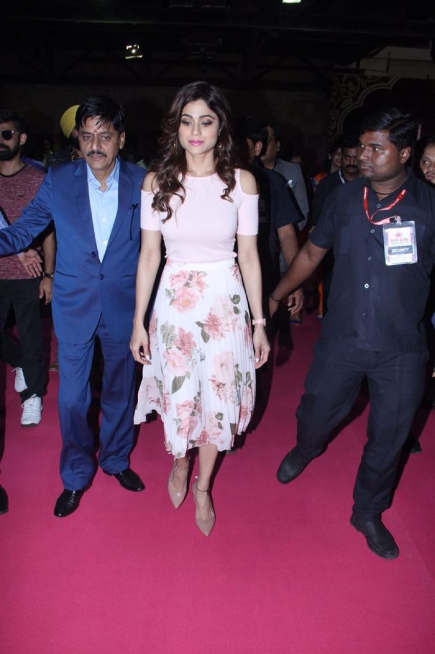 Shamita Shetty At 11th Edition Of IIFJAS