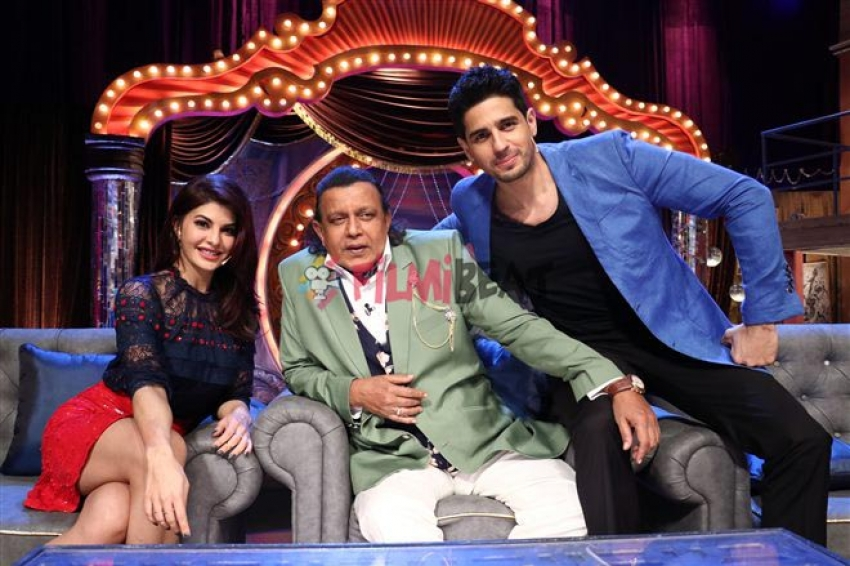 Siddharth Malhotra And Jacqueline Fernandez On Sets Of The Drama Company Photos