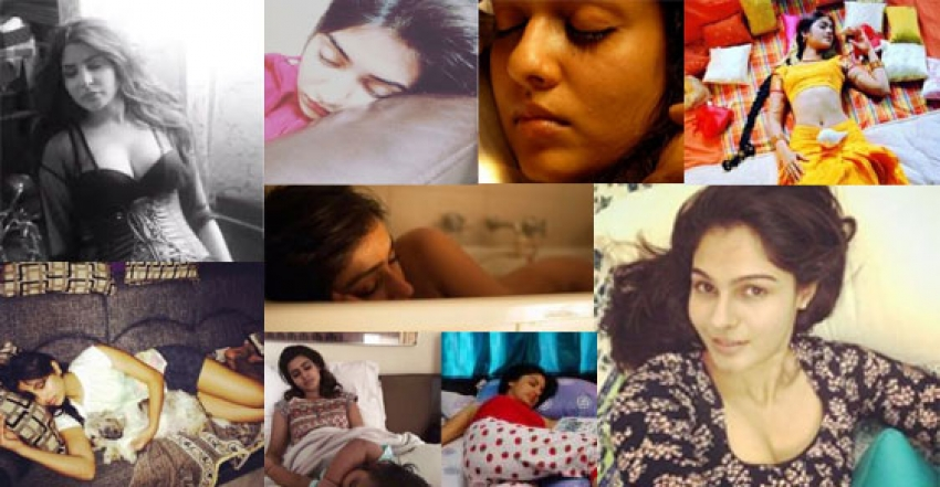 Sleeping Beauty's Of Kollywood Photos