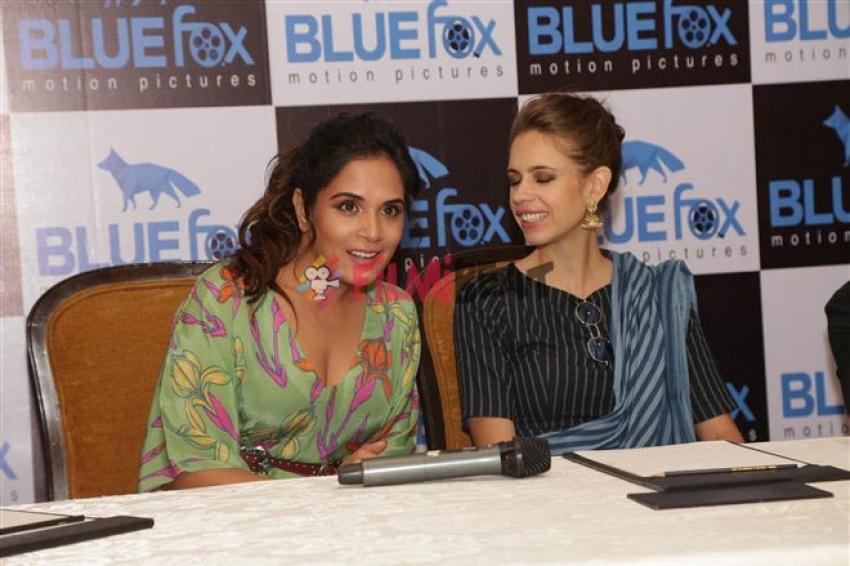 Tera Intezaar Trailer Launch In New Delhi Photos