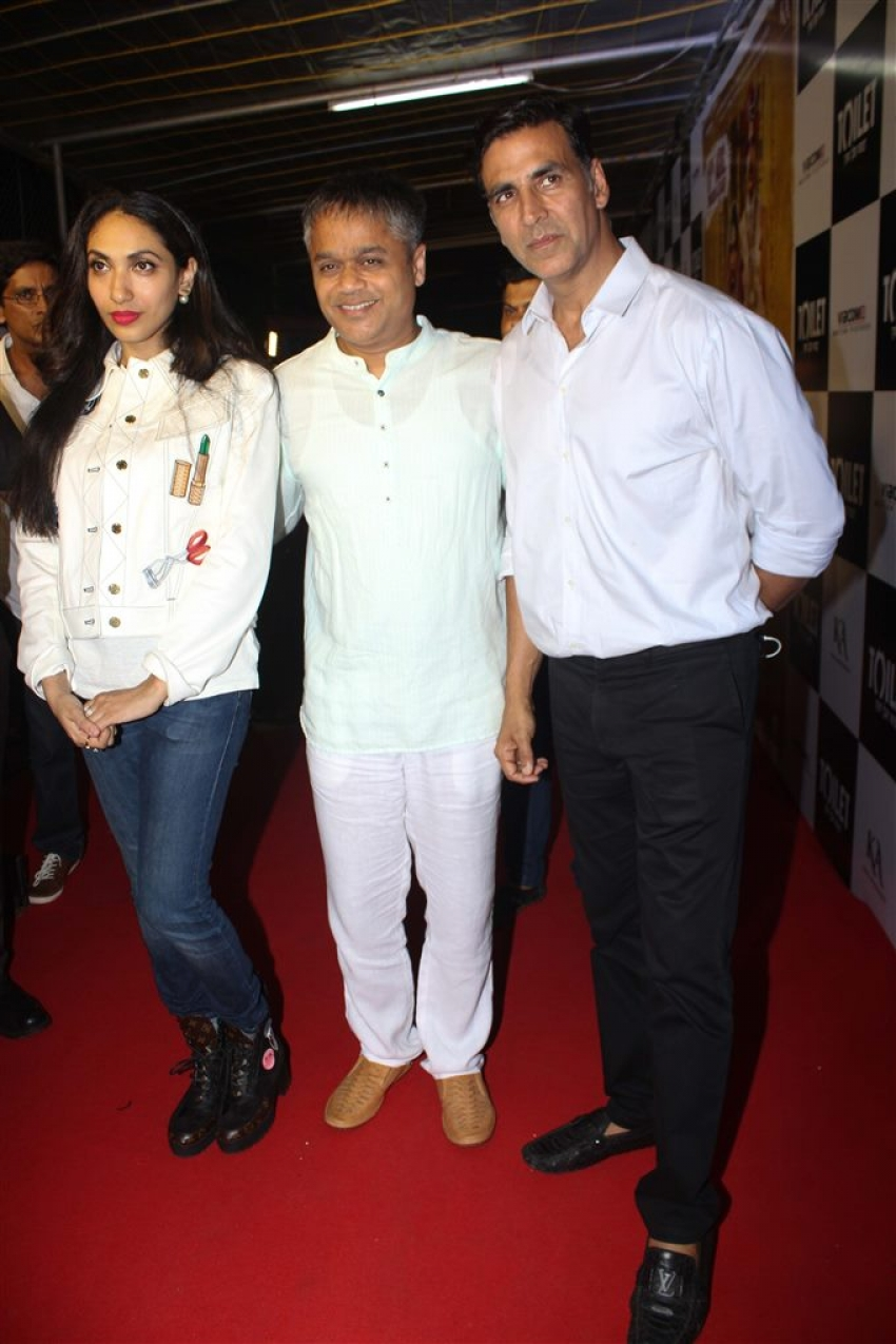 Toilet Ek Prem Katha Special  Screening