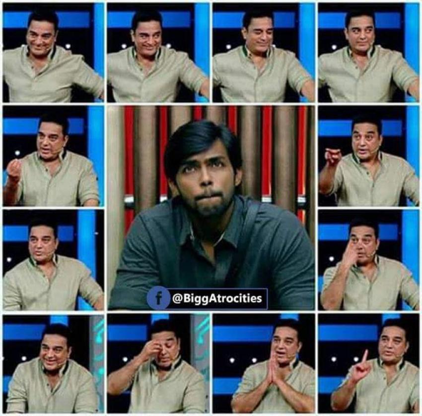 Viral Oviya Tamil Bigg Boss Memes Photos