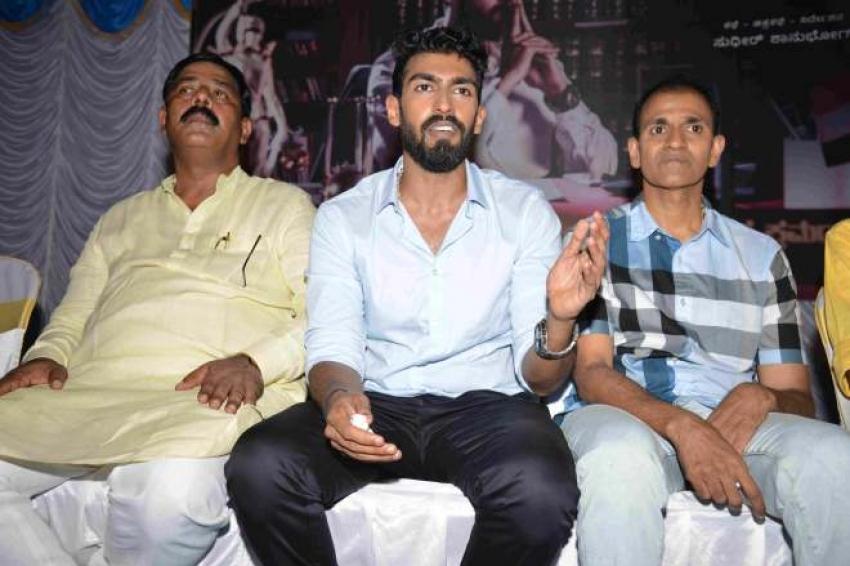 Ananthu V/S Nusrat Launch Photos