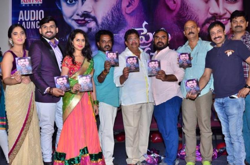 Prema Entha Madhuram Priyuralu Antha Katinam Audio Release Photos