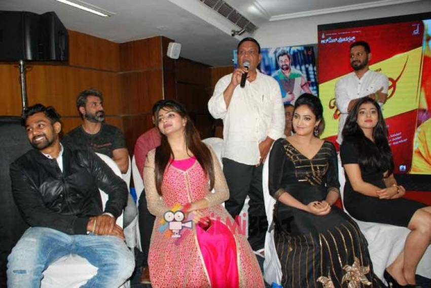 Bharjari Press Meet Photos