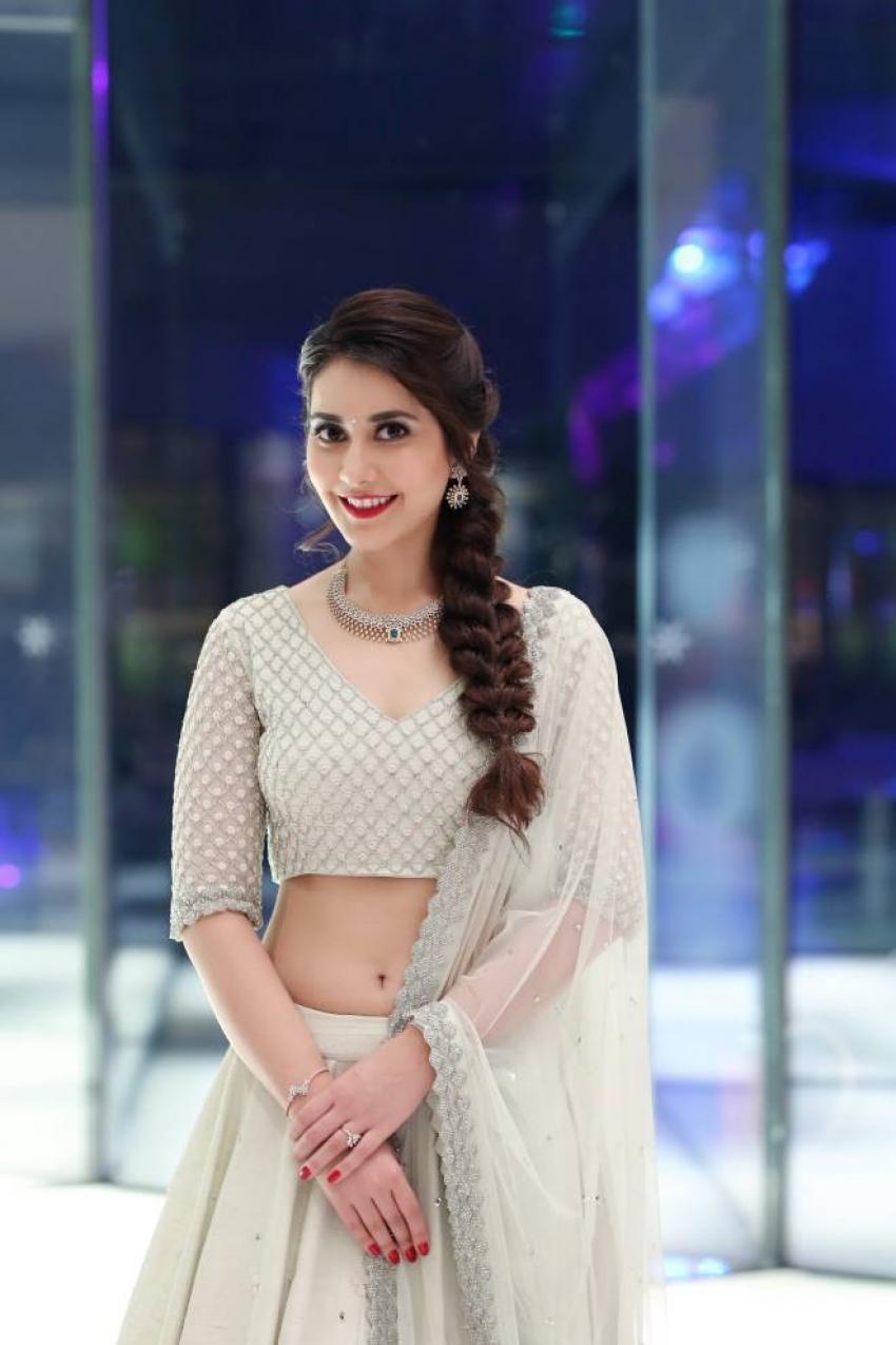 Rashi Khanna New Photoshoot Photos