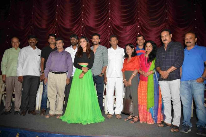 Nanjundi Kalyana Teaser Launch Photos