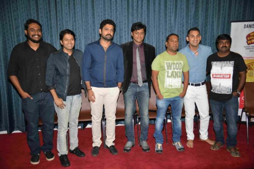 Humble Politican Nograj Trailer Launch Photos