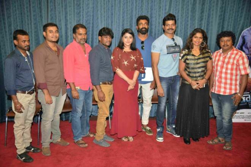 Crack Press Meet Photos