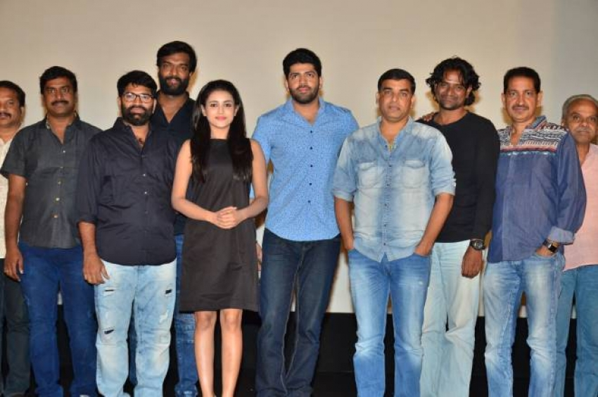 Sarabha Teaser Launch Photos