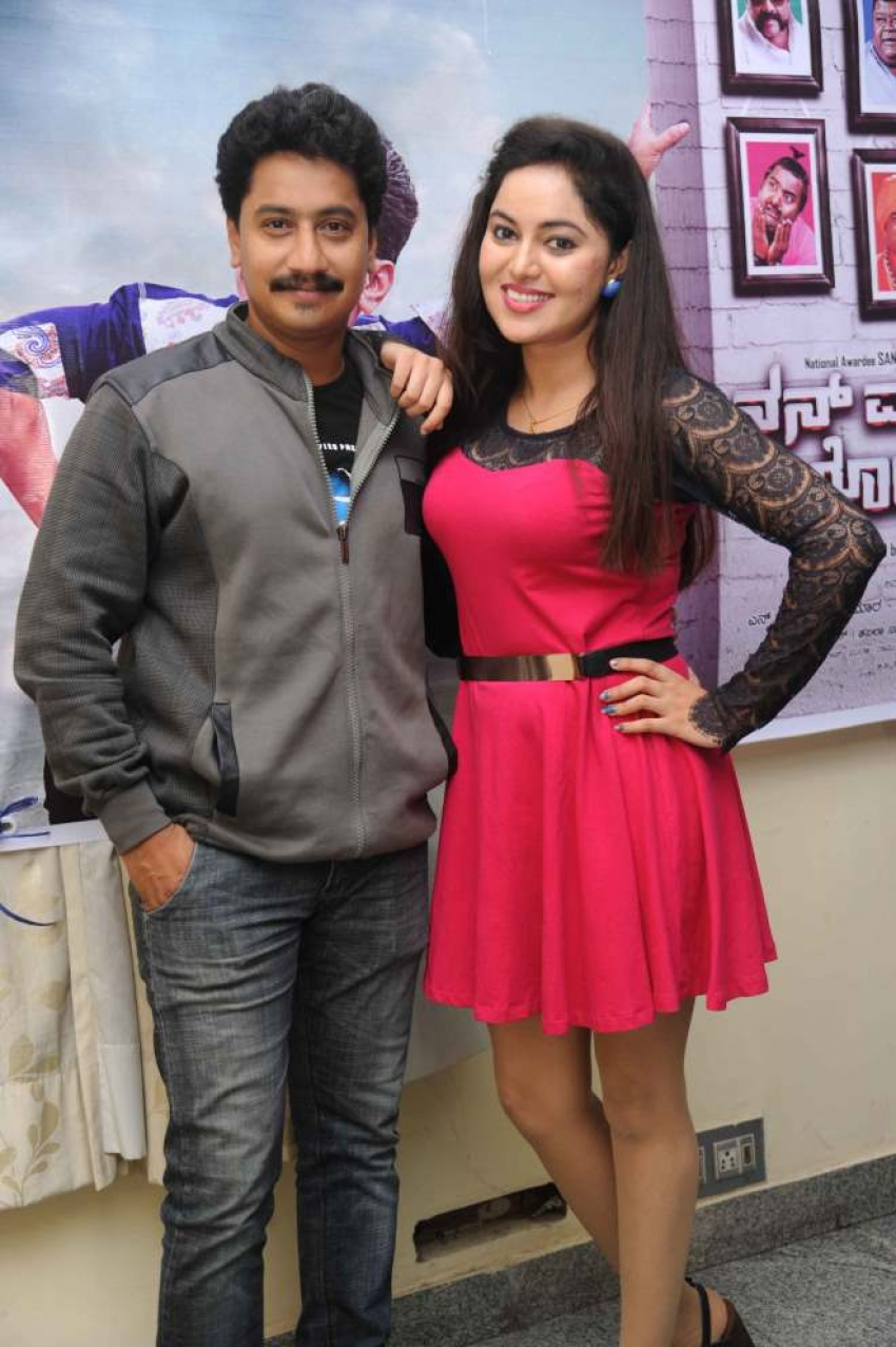 Nan Magale Heroine Audio Release Photos