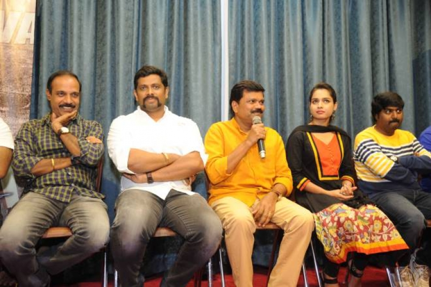 Once More Kowrawa Movie Press Meet Photos