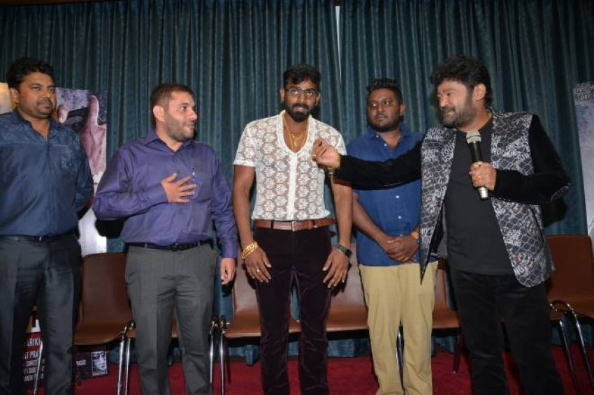 8 MM Press Meet Photos